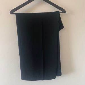 2/$18 Wide Leg / Black / Dress Pants